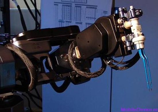 Робот-нейрохирург