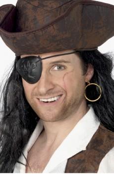 Пираты носили золотые серьги в качестве предоплаты за собственные похороны