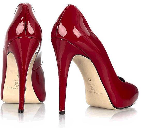 В Древнем Риме только проститутки носили обувь на высоком каблуке