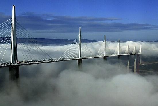 Самые необычные мосты