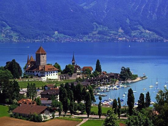 50 фактов о Швейцарии глазами россиянина