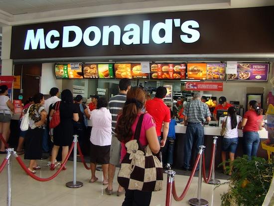 Секреты McDonald's