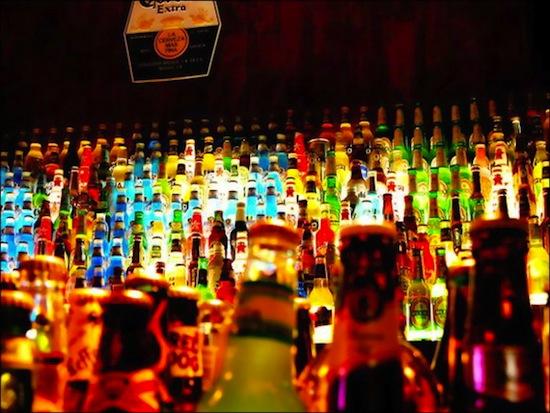 При употреблении алкоголя температура тела понижается. 17 фактов об алкоголе