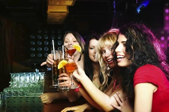 Дранкорексия — это неограниченное употребление алкоголя вместо еды