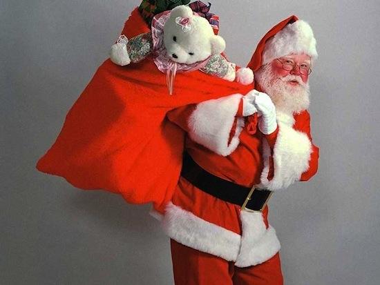В Финляндии Дед Мороз изначально был козлом