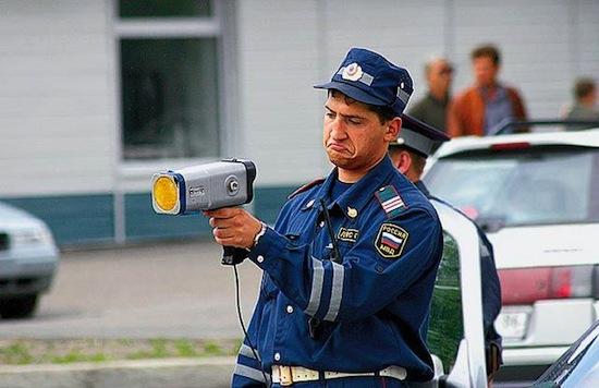 Самый большой в истории штраф за нарушение скорости — 170 000 евро