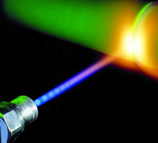 Видеокамера, способная снимать триллион кадров в секунду, может запечатлеть световой луч