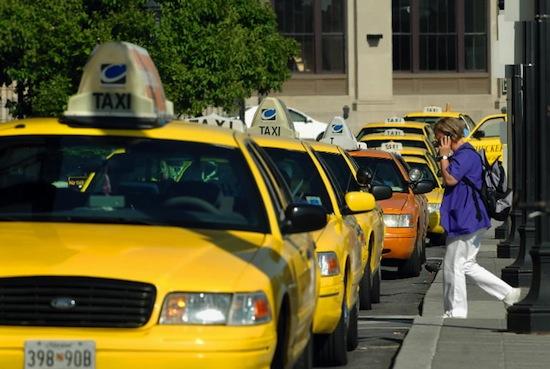 Таксисты имеют «накаченный» гиппокамп (участок мозга, отвечающий за ориентацию в пространстве)