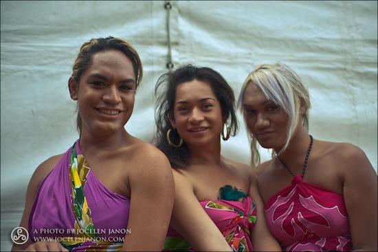В Самоа есть третий пол, который называется Fa'afafine