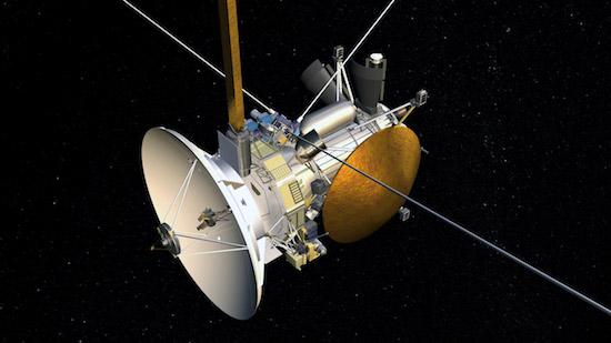 Космический аппарат Кассини