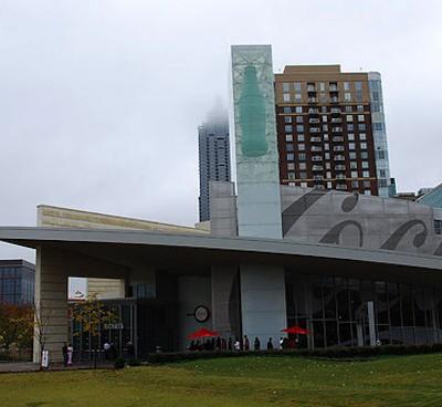 Секретный ингредиент Кока-колы находится в музее «Мир Кока-колы» в Атланте