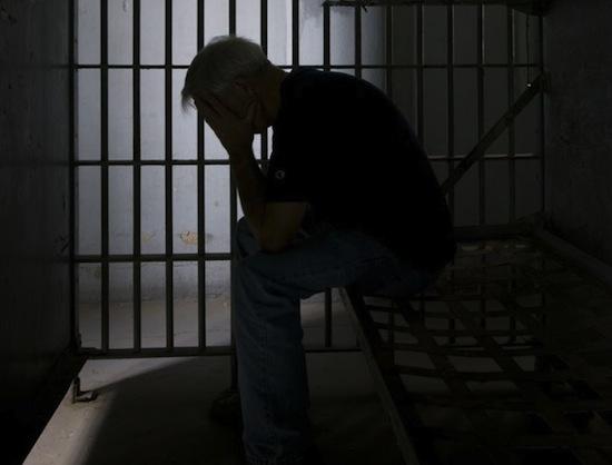 Подавляющее большинство заключённых в мире занимается членовредительством