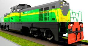 Разработан первый российский локомотив с гибридным приводом