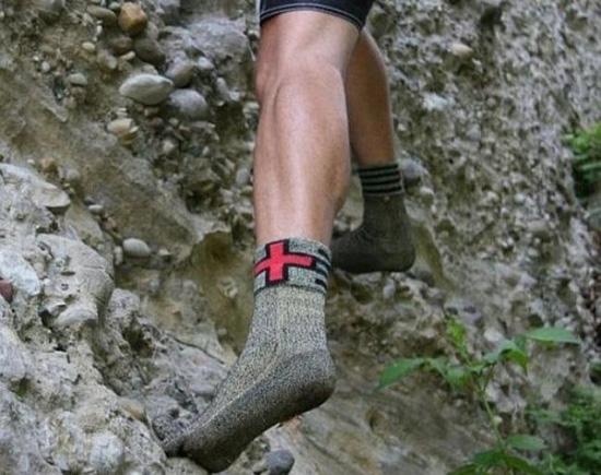 В Швейцарии продаются «бронированные» носки
