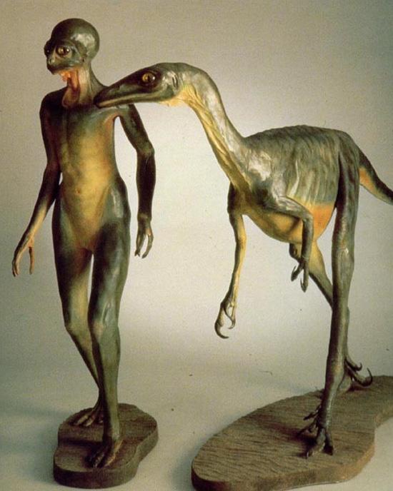 Скачать книгу если бы динозавры жили сегодня