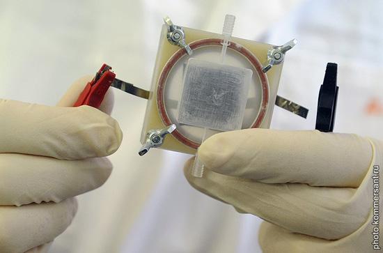 В Сколково займутся производством литий-воздушных аккумуляторов
