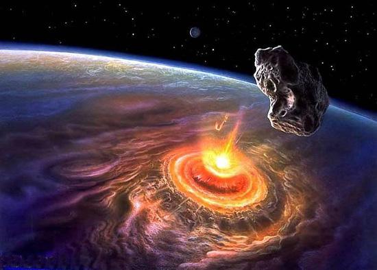 Опасные для Земли астероиды можно уничтожать с помощью ядерных ракет