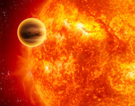 Астрономы из Пулковской обсерватории обнаружили луну у экзопланеты