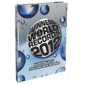 Книга рекордов Гиннеса занесена в Книгу рекордов Гиннеса