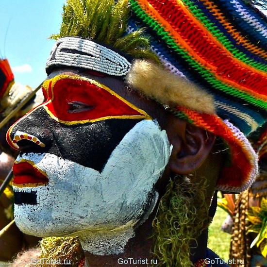 В Микронезии существуют «палки любви»