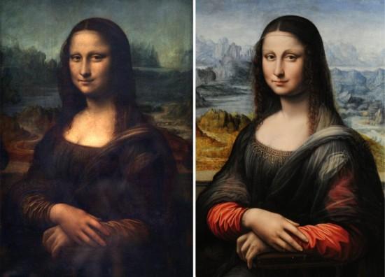 У Моны Лизы есть «сестра-близнец»