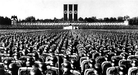 Нацистская Германия уничтожала людей, основываясь на принципах евгеники