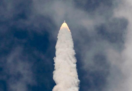 Российские ученые разработали новое ракетное топливо