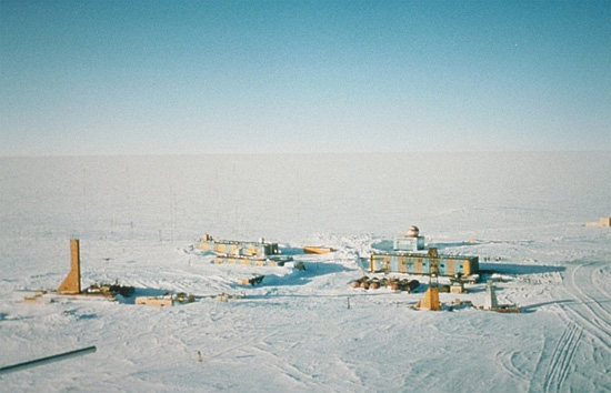 Российская антарктическая экспедиция достигла подлёдного озера Восток в Антарктиде