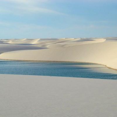 9 самых необычных пустыней планеты