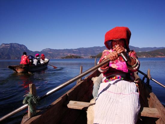 В Китае есть «Царство дочерей» — последнее матриархальное общество в мире