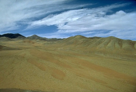 9 самых необычных пустынь планеты