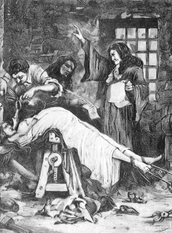 20 самых страшных пыток Европы