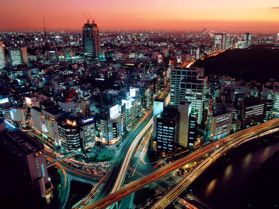 Города Токио не существует