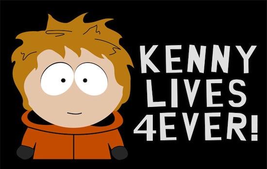 Существует ген Кенни МакКормика (героя сериала «Южный парк»)