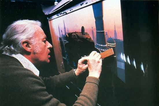 Ральф МакКуорри создал Вселенную «Звёздных войн»