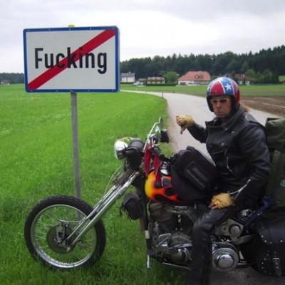 В Австрии есть деревня под названием Fucking