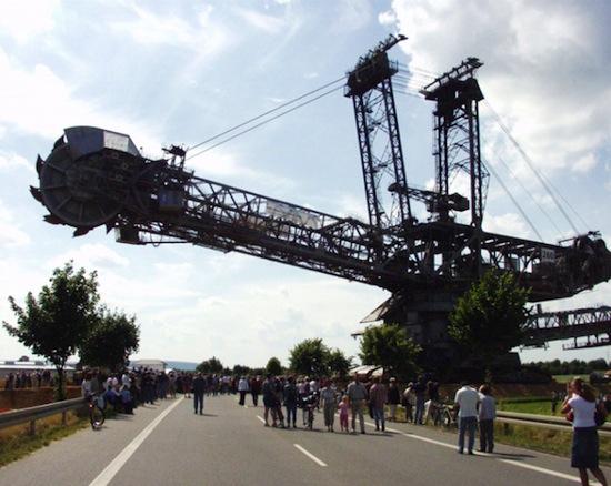 Bagger 293 — это самое большое транспортное средство в мире