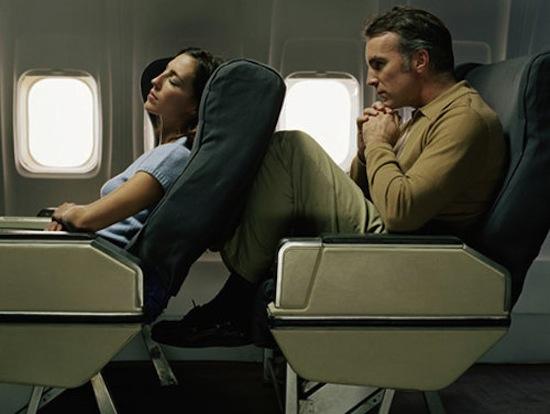 Самое лучшее место в самолёте — 6А, а худшее — 31Е