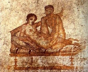 Несколько фактов о древней порнографии