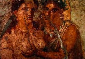 проститутки древнего рима фото