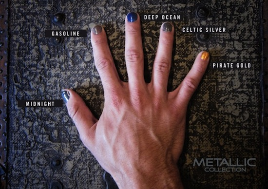 Существует мужской лак для ногтей «для альфа-самцов»