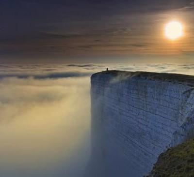 В Великобритании есть «небесный причал»