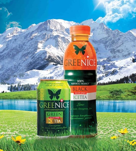 А знаете ли вы, что Родиной холодного чая в готовой упаковке, является Швейцария?