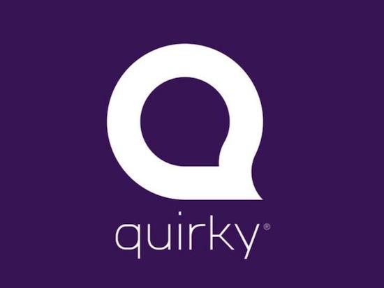 Знакомьтесь, Quirky!