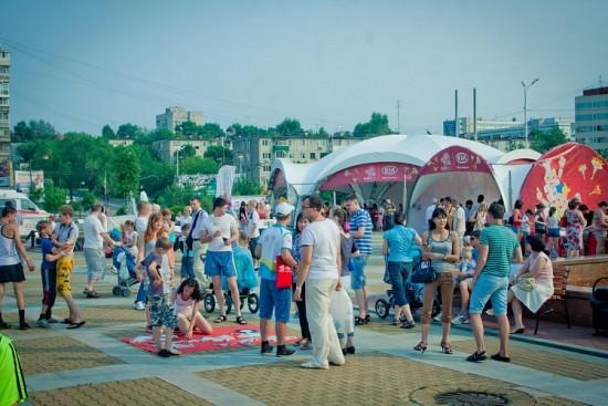 Несколько фактов о Kia Туре по России