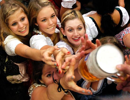 Пивная секс вечеринка