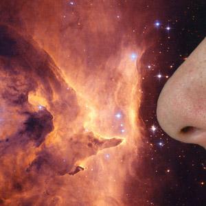 Космос пахнет железом и мясом