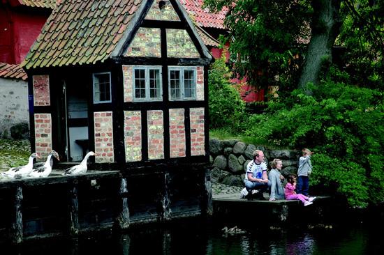 Дания — королевство счастливых людей