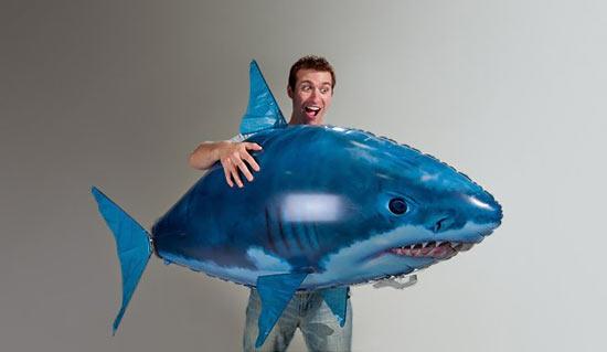 Удивительная летающая рыба AirSwimmers