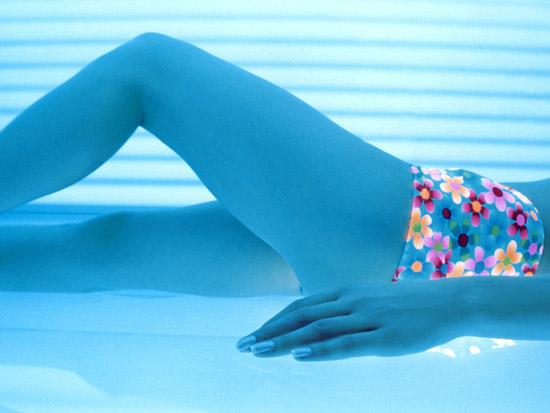 Солярий повышает риск заболеть раком кожи на 75%